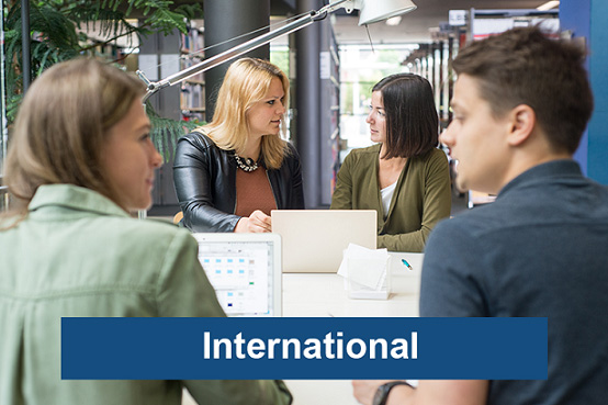 Studienrichtung International